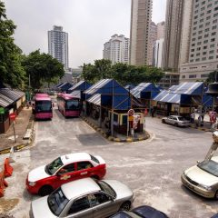 Pekeliling Bus Terminal, bus terminal to central Pahang of Malaysia