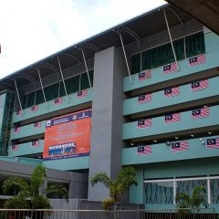 Pudu Sentral, bus terminus for buses to Malaysia Northen states