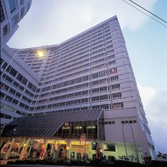 Resort Hotel, Genting Highlands, sense of freshness with its modern decor