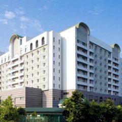 Sama-Sama Hotel KLIA, prize winning 5-star hotel next to KLIA airport