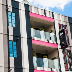 The YouniQ Hotel, modern stylish rooms for your stay near klia2