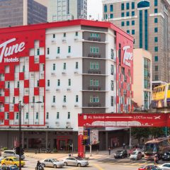 Tune Hotel Downtown KL, 5 star sleeping experience at affordable price
