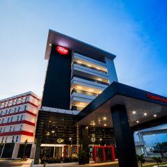 Tune Hotel klia2, a good stay just 5 mins walk away from klia2