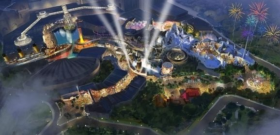 Twentieth Century Fox Theme Park, upcoming attraction in 2017